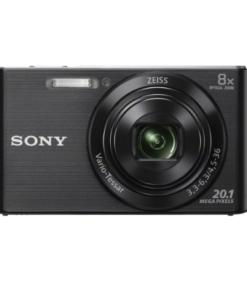 Sony Digital Camera with 2.7-Inch LCD - Black