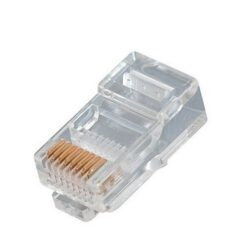 RJ45 Connectors For CAT6 Cable - 50 pieces