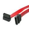 Right Angle SATA Serial ATA Cable - 12-Inches