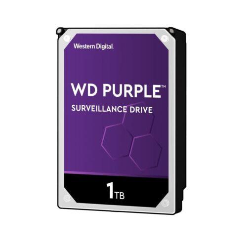 WD Purple 1TB Surveillance Hard Disk Drive