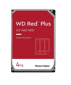 WD Red 4TB NAS Hard Drive
