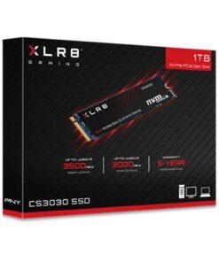 PNY XLR8 CS3030 M.2 NVMe SSD – 1TB
