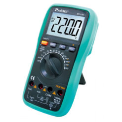 3-34 True-RMS Auto Range Multimeter