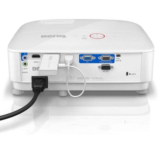 BenQ TH671ST Full HD DLP Projector-06
