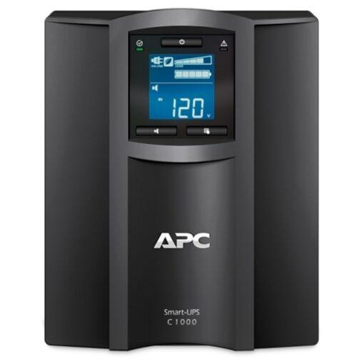 APC Smart-UPS C 1000VA LCD 230V with SmartConnect-01