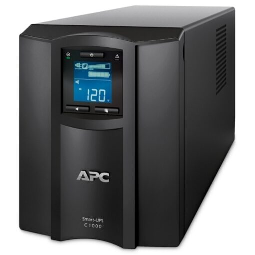 APC Smart-UPS C 1000VA LCD 230V with SmartConnect-02