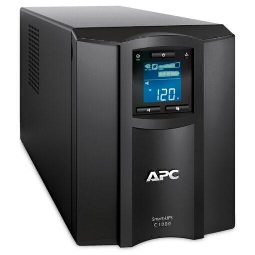 APC Smart-UPS C 1000VA LCD 230V with SmartConnect-03