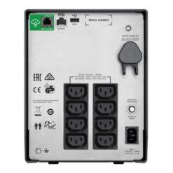 APC Smart-UPS C 1000VA LCD 230V with SmartConnect-04