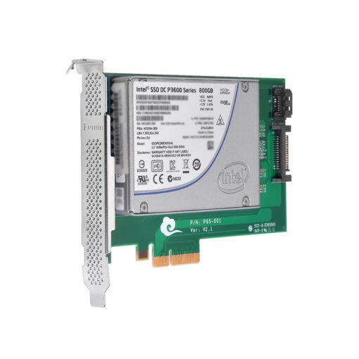 Funtin PCIe NVMe SSD Adapter with U.2 - SFF-8639 - Interface for 2.5 NVMe SSD 02