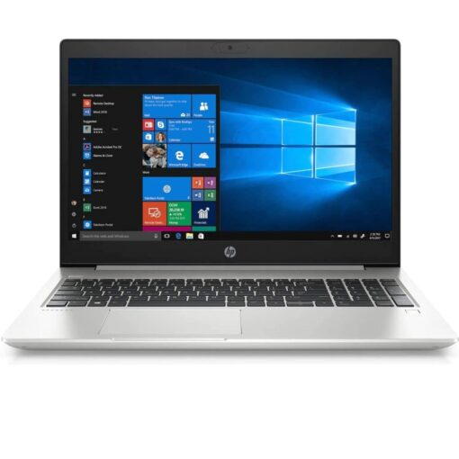 HP ProBook 450 G7 15.6 Notebook - Core i7 -10510U - 8 GB RAM - nVidia 2GB VGA MX250 - 256 GB SSD - Pike Silver 01