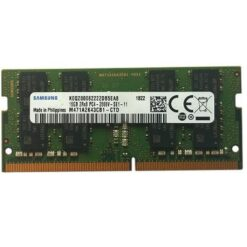 Samsung 16GB DDR4 PC4-21300 2666MHZ 260 PIN SODIMM 1.2V CL19 Laptop Memory RAM
