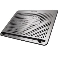"Thermaltake Massive A21 Aluminum Panel Single 200mm Fan 10""-17"" Laptop Notebook Cooling Pad CL-N011-PL20BL-A 02"