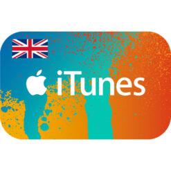 iTunes Card UK