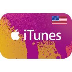 iTunes Card US account