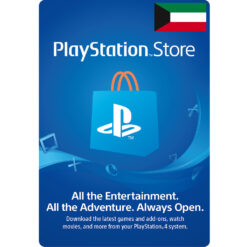 PlayStation Card KW Account