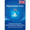 PlayStation Card UK Account