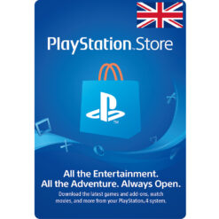 PlayStation Card UK Account