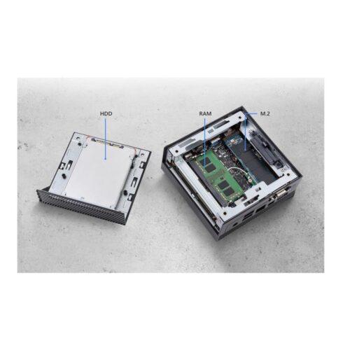 Asus MiniPC PN61 Intel Core i7-8565U CPU 09