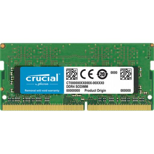 Crucial 32GB RAM DDR4 2666Mhz PC4-21300 Laptop