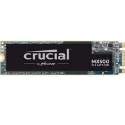 Crucial MX500 500GB 3D NAND SATA M.2 2280 Internal SSD CT500MX500SSD4