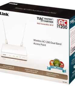 D-Link WiFi Wireless AC1200 Access Point Dual Band DAP-1665