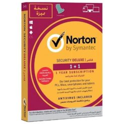 Norton Security Deluxe 2 Users