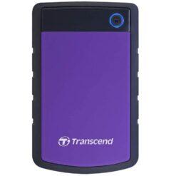 Transcend 1TB StoreJet 25H3 2.5 Portable Hard Drive USB 3.0 - TS1TSJ25H3P