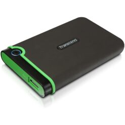 Transcend 2 TB StoreJet M3 Military Drop Tested USB 3.0 External Hard Drive