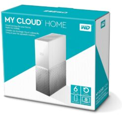 WD 6TB My Cloud Home Personal Cloud Storage WDBVXC0060HWT-EESN