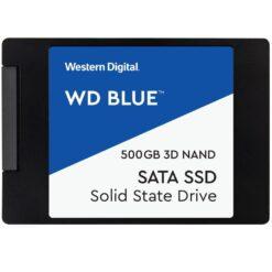 WD Blue 3D NAND 500GB Internal SSD 02