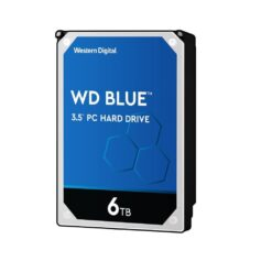 WD Blue 6TB Desktop Hard Disk Drive WD60EZRZ