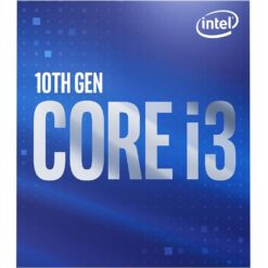 Intel Core i3-10100 10th Gen CPU Desktop Processor