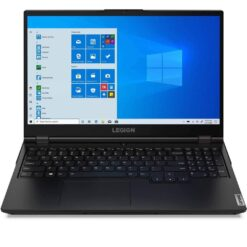 Lenovo Legion 5 Gaming Laptop Intel Core i7-10750H - Black