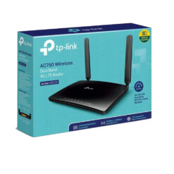 Tp-Link AC750 MR200 4G LTE Wireless Dual Band Router