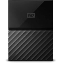 WD 2TB My Passport Portable External Hard Drive - Black 02