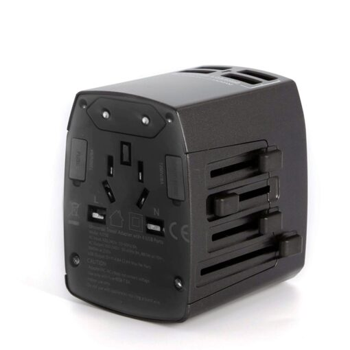 Anker Universal Travel Adapter With 4 USB Ports 03