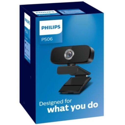 Philips Full HD Webcam P506