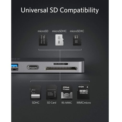 Anker PowerExpand Direct 7-In-2 USB Type-C PD Media Hub 03