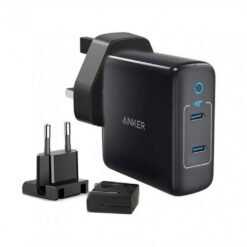 Anker PowerPort III 2-Ports 60W - Black