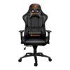Cougar Armor Gaming Chair Black