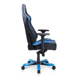 DXRacer King Series Gaming Chair - Black Blue