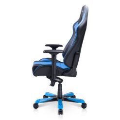 DXRacer King Series Gaming Chair - Black Blue 04
