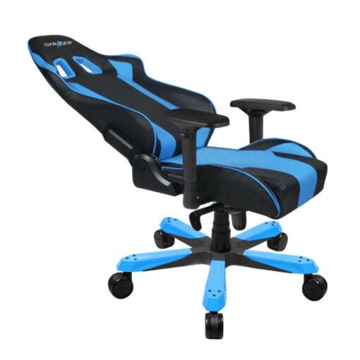 DXRacer King Series Gaming Chair - Black Blue 06