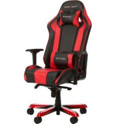 DXRacer King Series Gaming Chair KS06 - Black Red