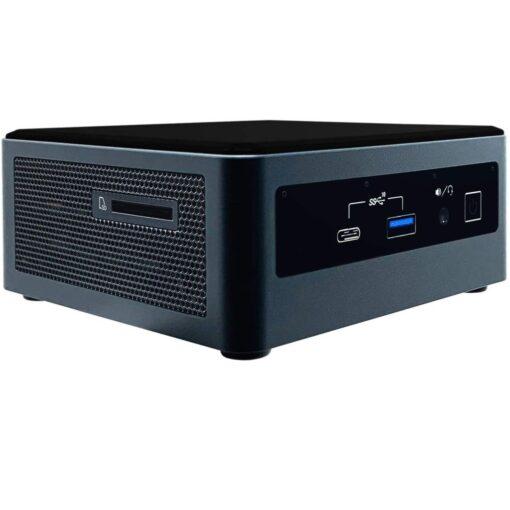 Intel NUC Core i7 Mini PC Kit Dual RAM Slots 2.5 04