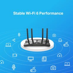 TP-Link AX1500 Next-Gen Wifi 6 Router 05