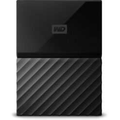 WD 4TB Black My Passport Portable External Hard Drive - USB 3.0 02