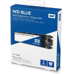 Western Digital 1TB WD Blue 3D Nand M.2 2280 SATA SSD