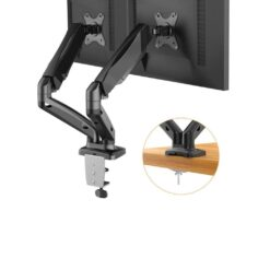 Dual Arm Monitor Stand Mount Table 13 To 27