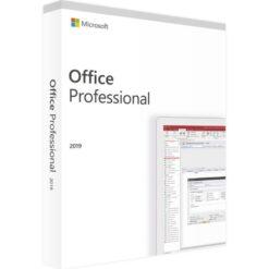 Microsoft Office Professional 2019 - 32-Bit & 64-Bit 1 User 1 Device
